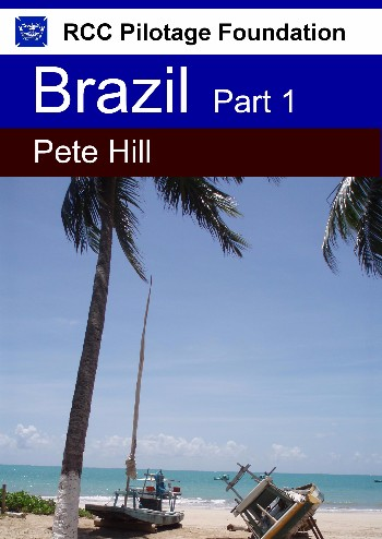 Cruising Guide to the Coast of Brazil Part 1 eBook