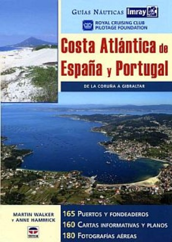 Costa Atlantica de Espana y Portugal (Spanish edition)